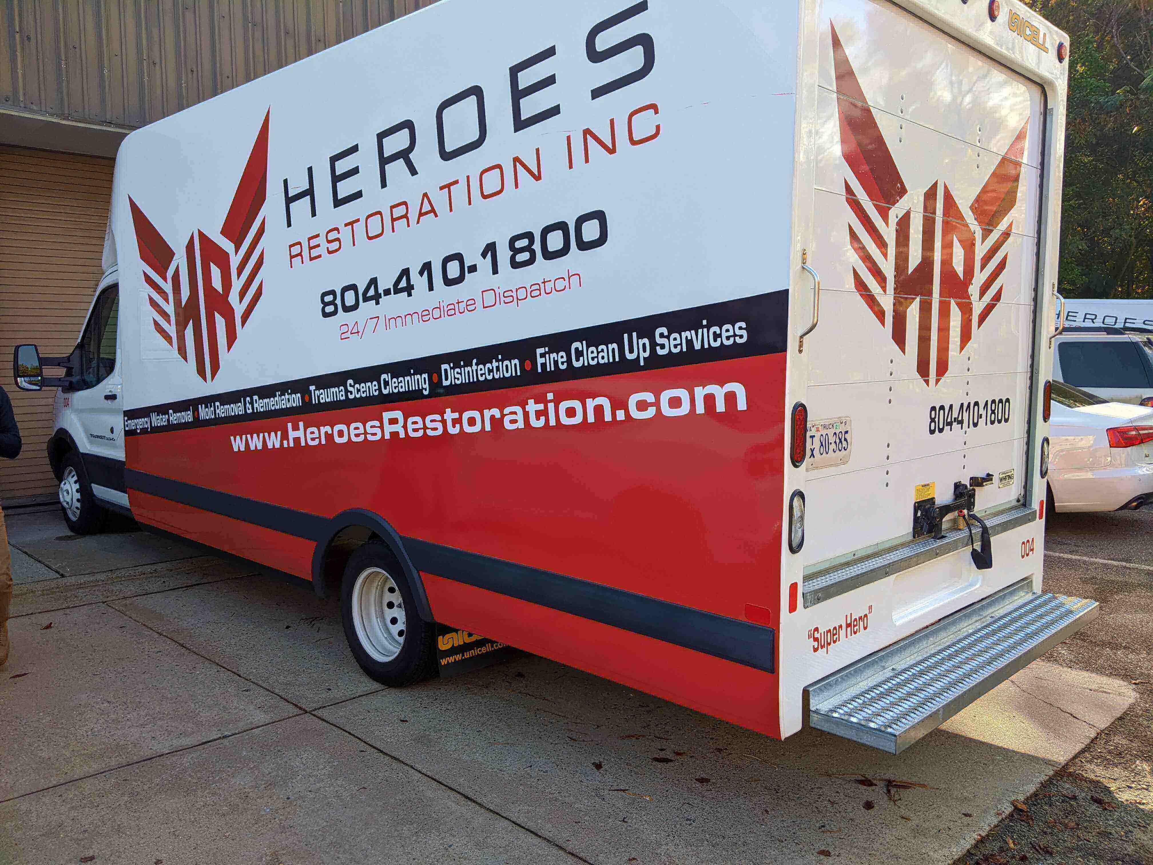 Heroes Restoration